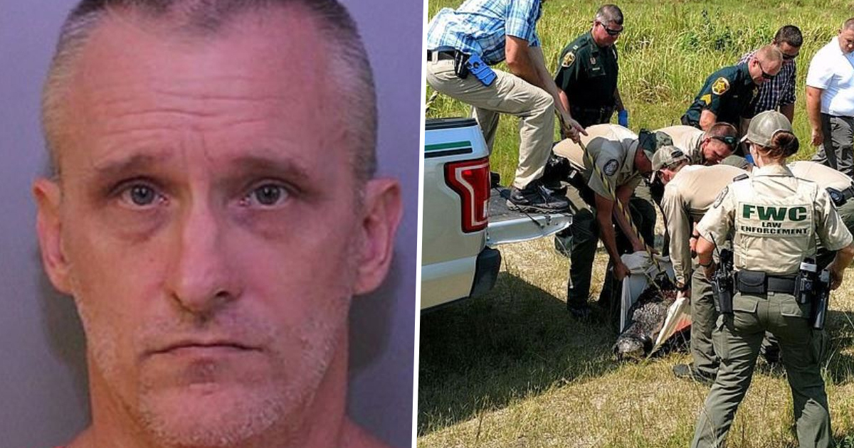 Florida Man Eaten By 32-Stone Alligator Actually Died From Meth Overdose