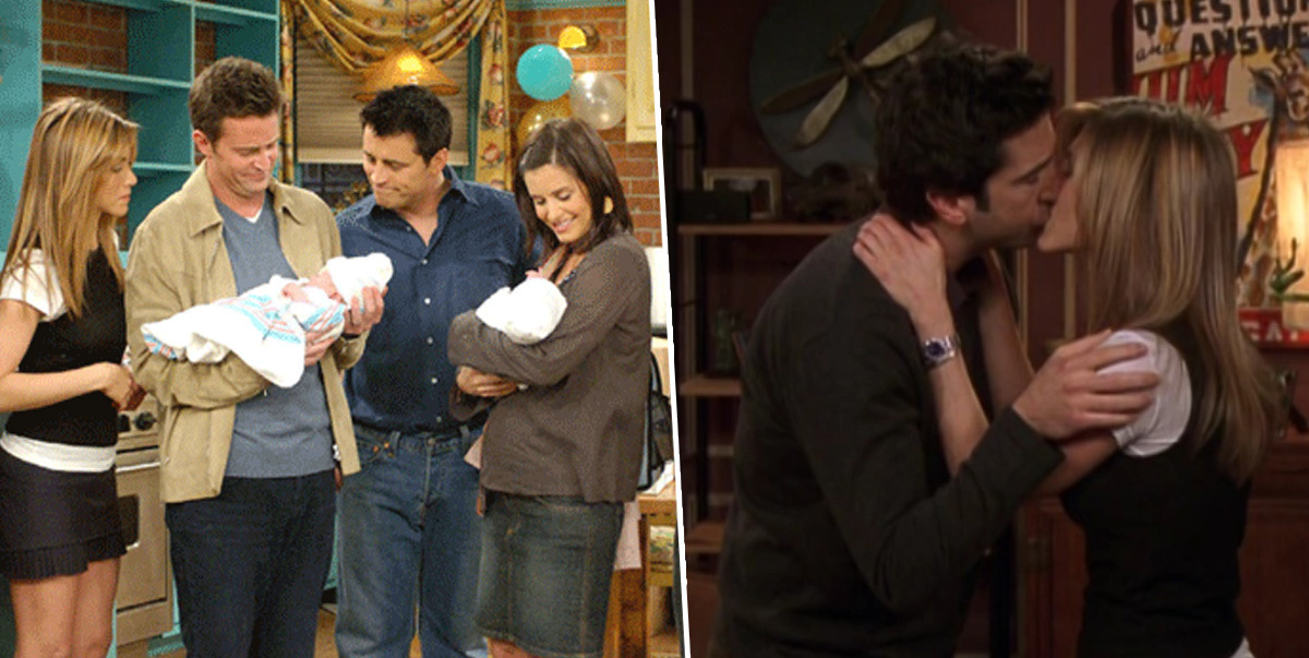Friends Named Best TV Finale Of The Last 20 Years