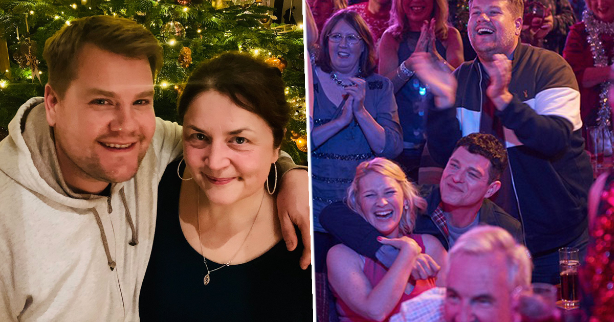 James Corden And Ruth Jones Watched Gavin And Stacey Christmas Special Together
