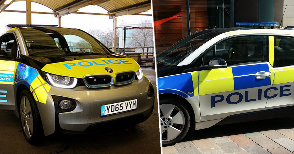 Police Spend £1.5 million On Electric Cars Too Slow To Catch Criminals