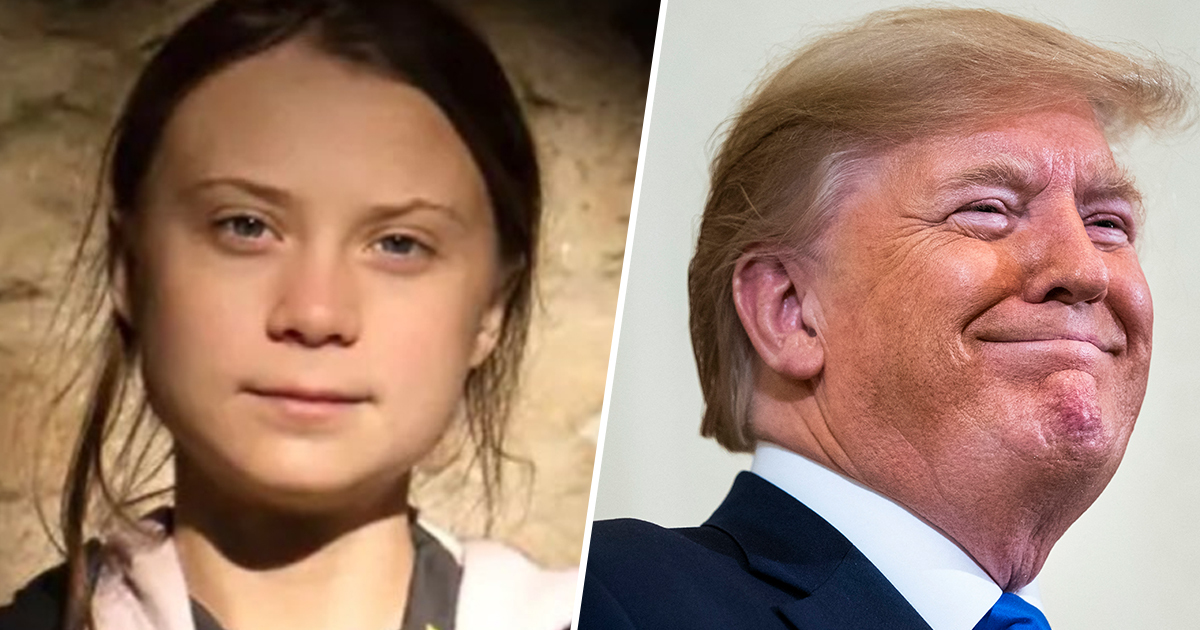 Greta Thunberg Named Forbes' 100th Most Powerful Woman Of 2019