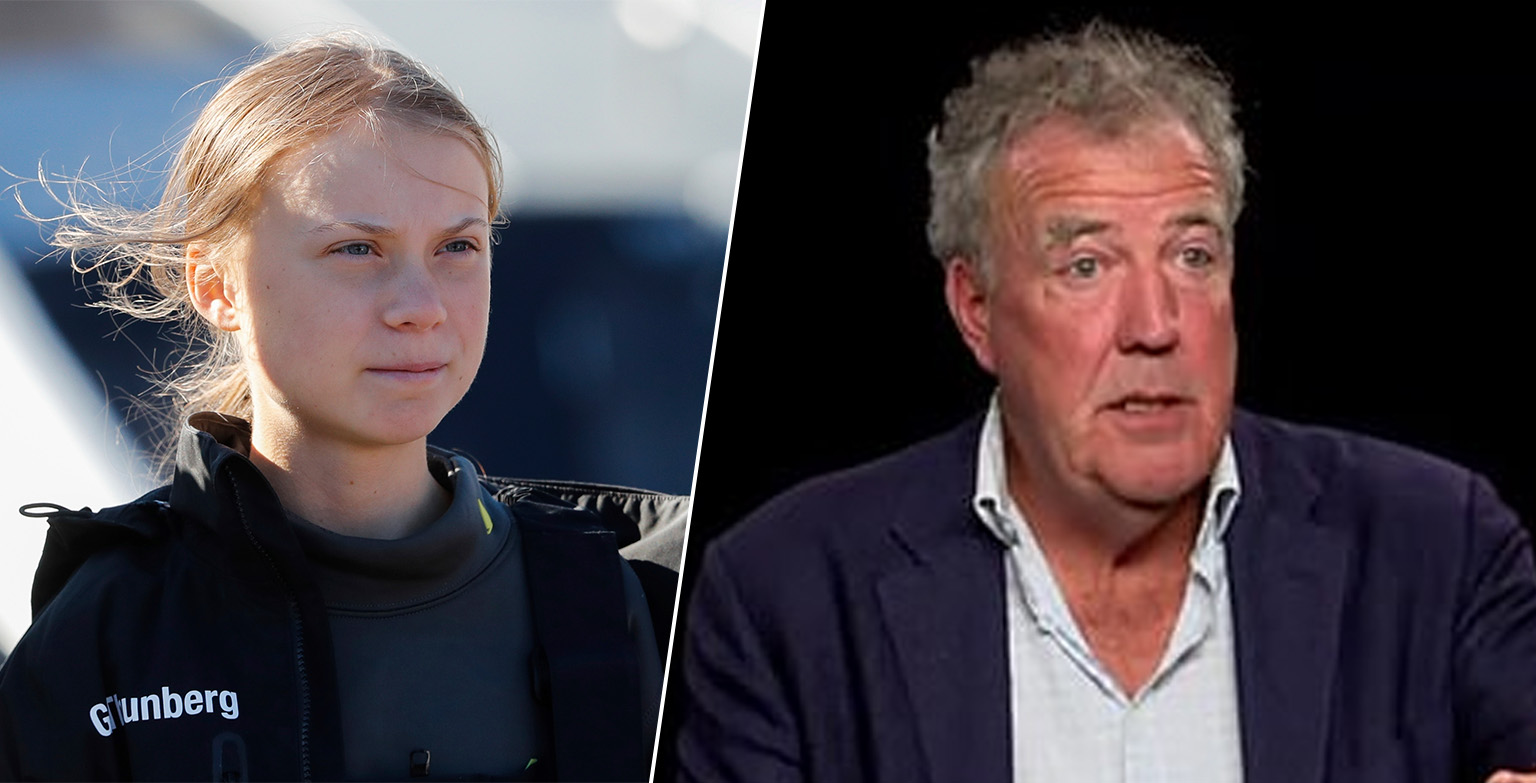 Greta Thunberg Doesn't Need To Go Back To School, Jeremy Clarkson Does