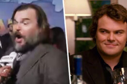 Jack Black Forgot He Was In The Holiday