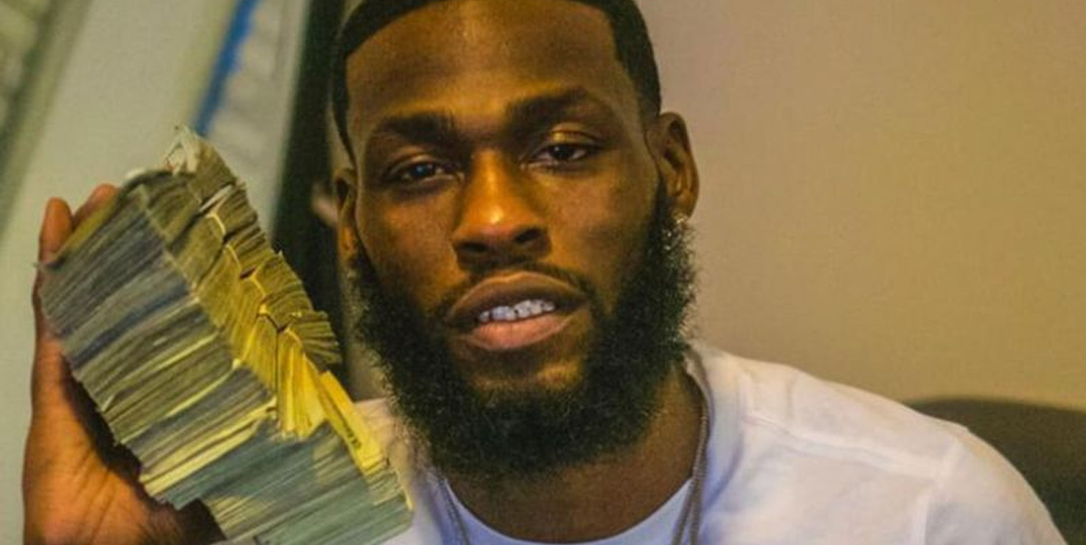 Man Who Stole $88,000 From Work Arrested After Posing With The Money On Social Media