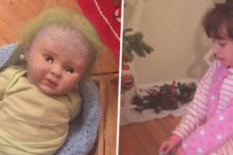 Mum Accidentally Buys Cocaine-Filled Mermaid Doll As A Gift For Daughter