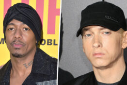 Nick Cannon releases diss track for Eminem