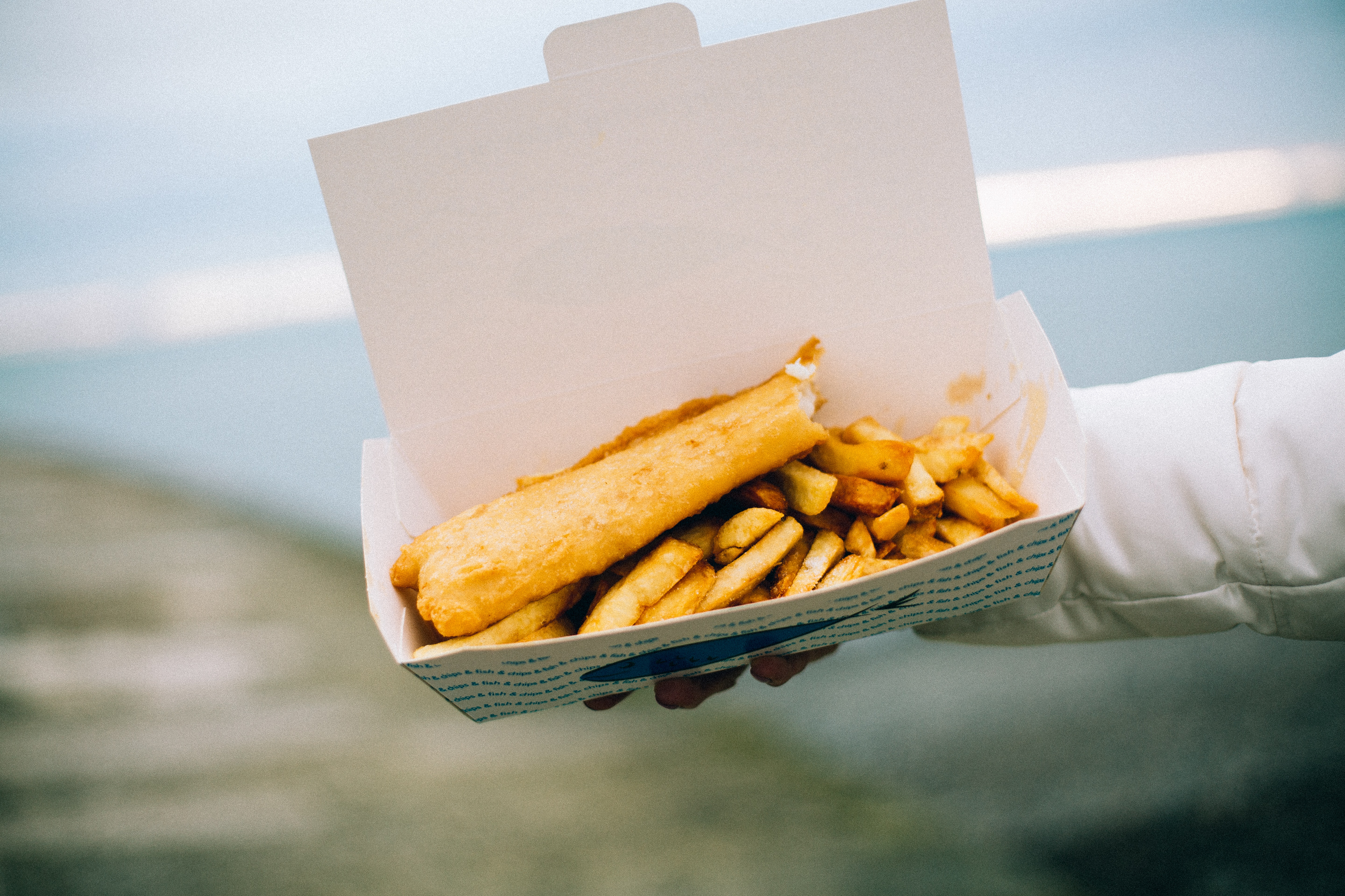 Fish And Chip Shop Opening On Christmas Day To Feed Homeless