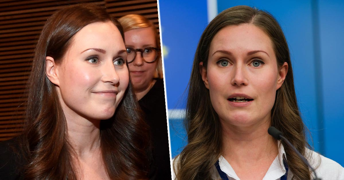 Sanna Marin Becomes Finland's Youngest Prime Minister Aged 34
