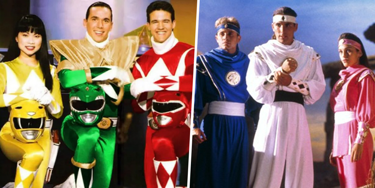 Power Rangers Reboot in Development, Will Be Set in the '90s