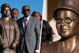 rosa parks statue unveiled in alabama 1
