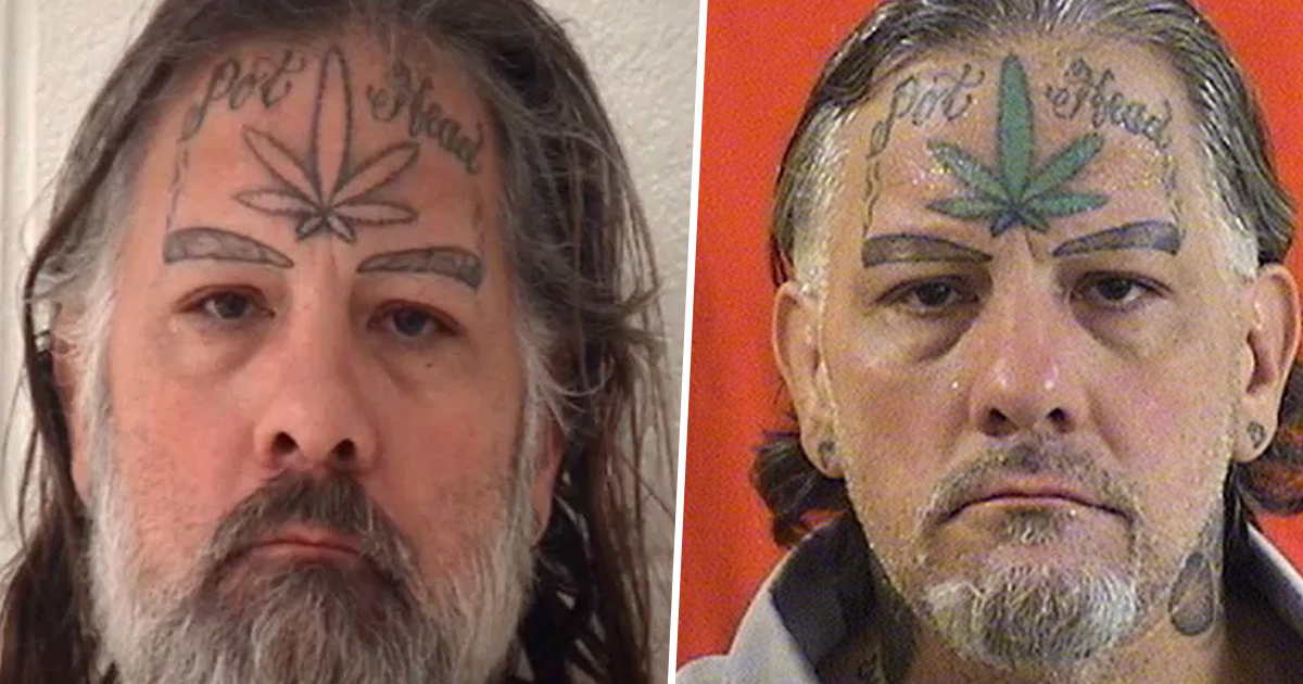 Cops Search For Convicted Sex Offender With 'Pot Head' Tattoo