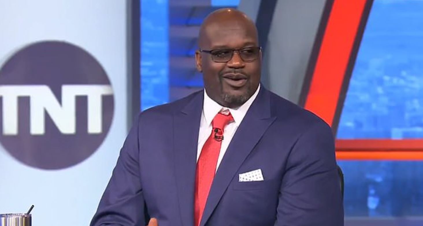 Shaquille O'Neal Suggests Stevie Wonder Isn't Actually Blind