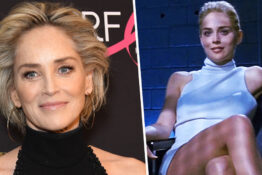 Sharon Stone Was Blocked On Bumble Because Nobody Believed It Was Her