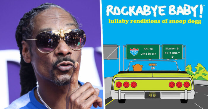 Lullaby Versions Of Snoop Dogg's Greatest Hits To Be Released Before Christmas