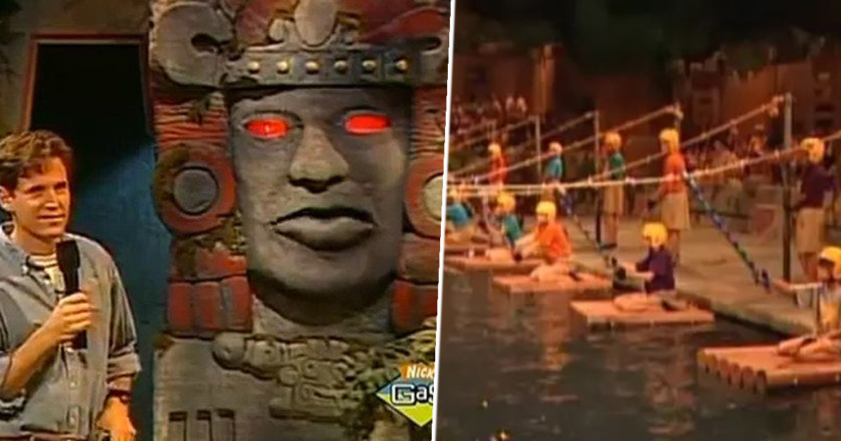 Legends Of The Hidden Temple Is Coming Back And This Time It's For Adults