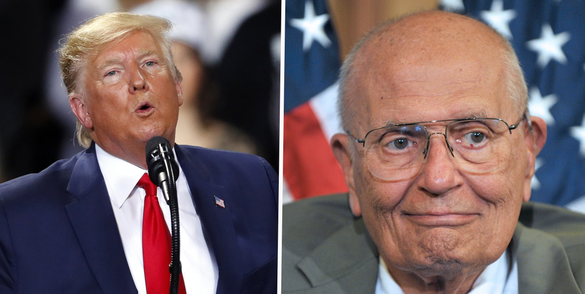 Trump Faces Backlash Over Joke About Dead WWII Veteran