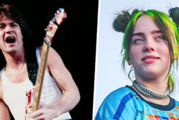Billie Eilish Doesn't Know Who Van Halen Is And The Reactions Have People Divided