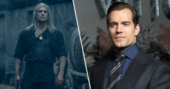 Henry Cavill Got So Buff For The Witcher He Kept Ripping His Costume