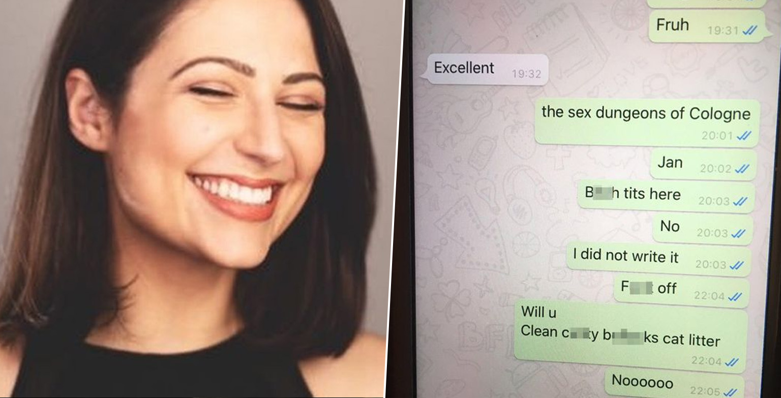 Coronation Street's Nicola Thorp Changes Mum's Autocorrect And The Cat Sitter Gets Very Rude Texts