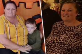 20 Stone Mum Weight Loss