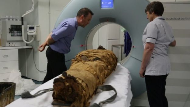 3,000-Year-Old Mummy Photo Leeds Museum and Galleries