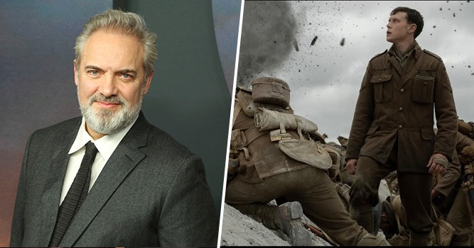 Sam Mendes Wins Best Director Golden Globe For 1917