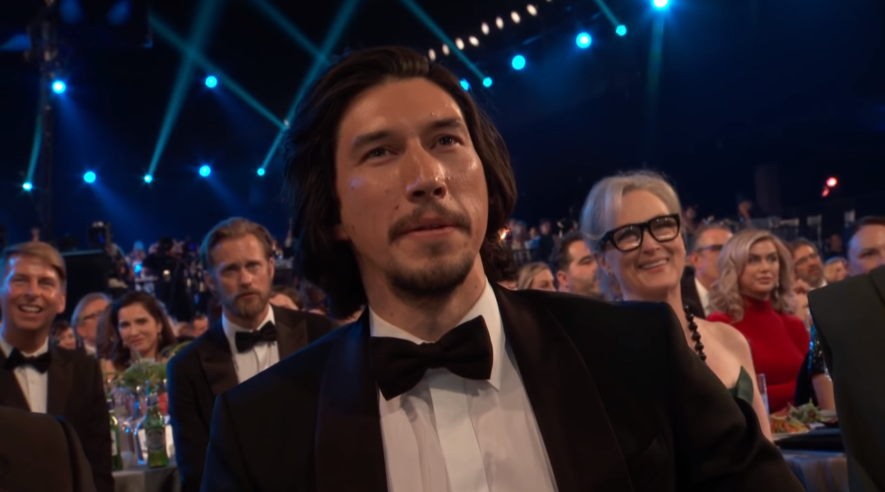 Adam Driver SAG Awards