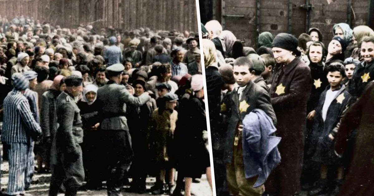 New Images Show True Extent Of Atrocities At Auschwitz