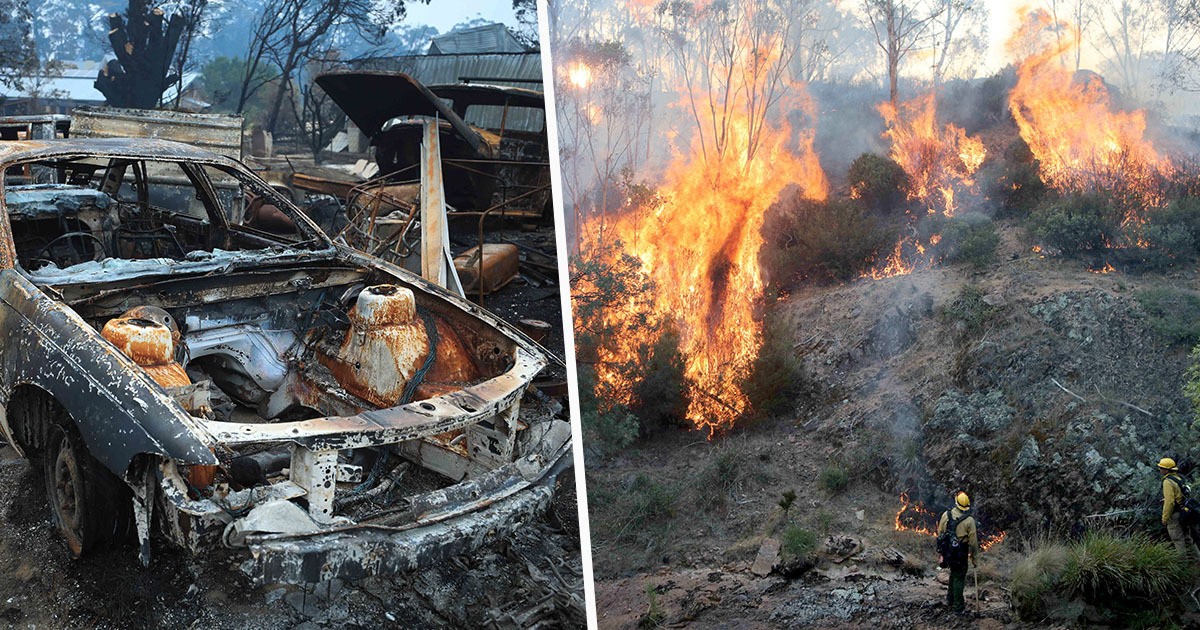 $11 Million In Bushfires Donations Won't Go To Victims