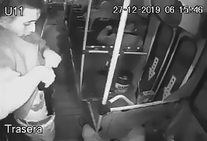 Robber Bus