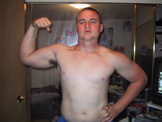 Bodybuilder Bullied For 'Small Man Syndrome' Felt Tiny Even Though He Was 'Big As A House'