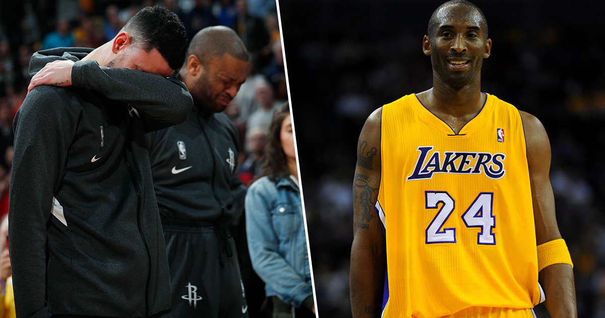 NBA Heavily Criticised For Not Cancelling Games After News Of Kobe's Death