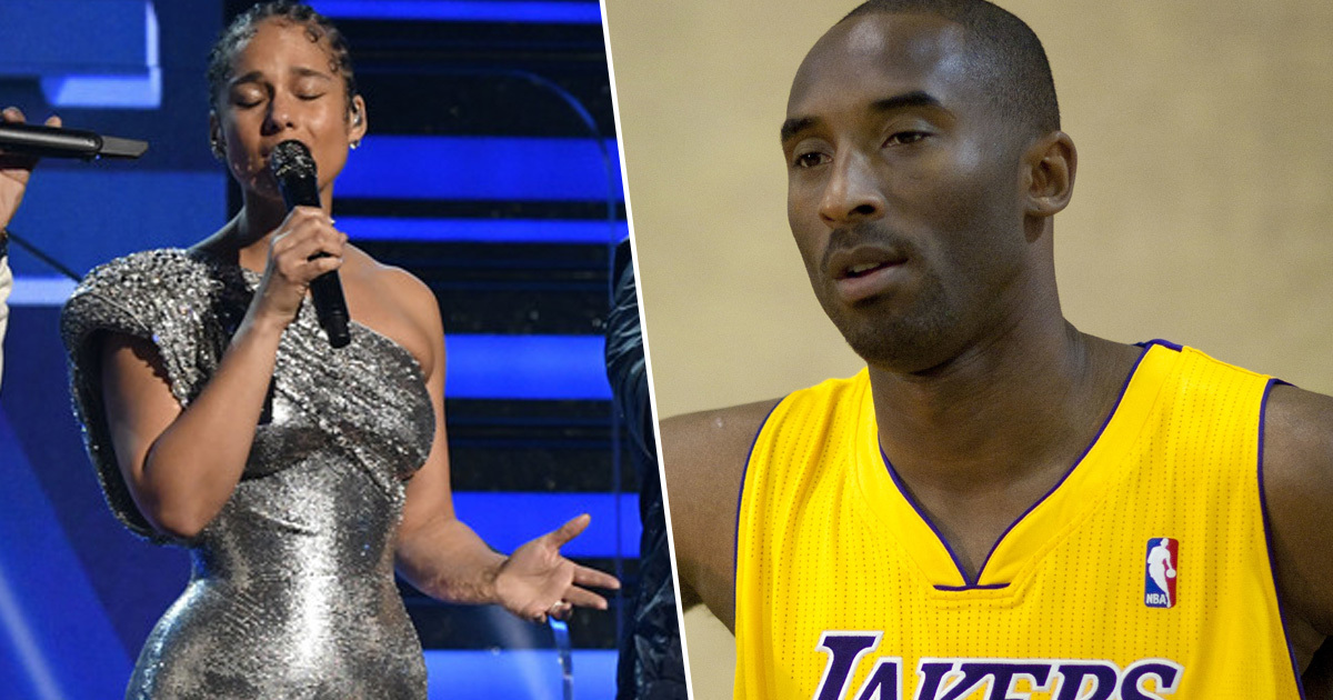Alica Keys Opened Grammys With Emotional Song Dedicated To Kobe Bryant