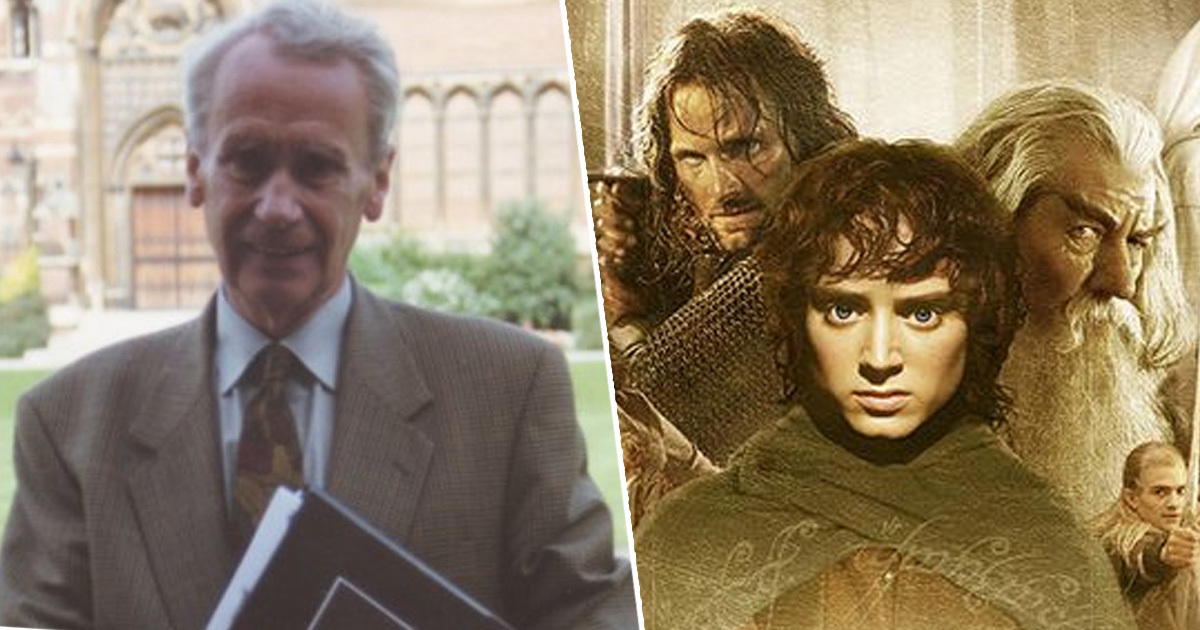 Christopher Tolkien, Son of J.R.R. Tolkien, Passes Away at 95