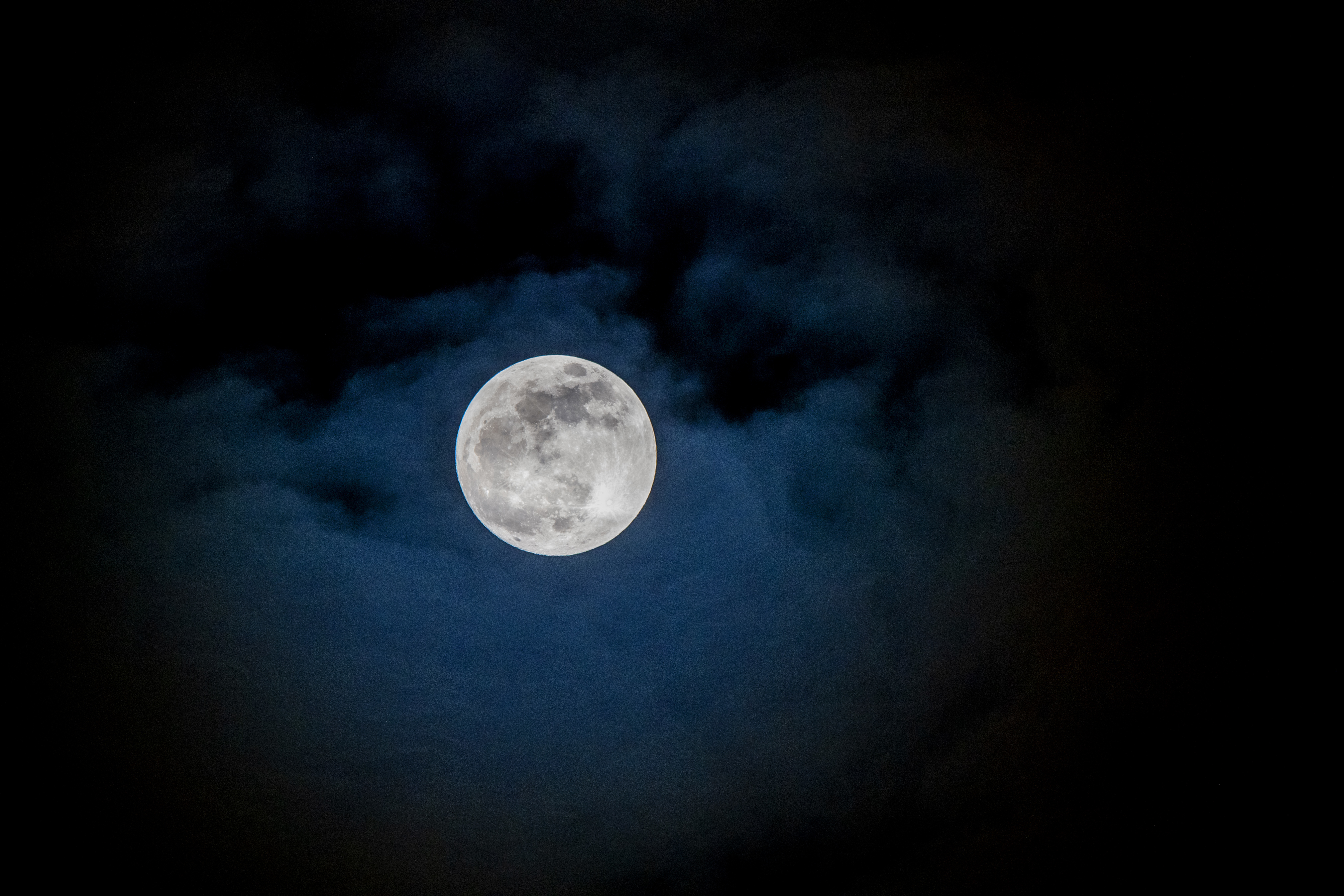 Super Worm Moon 2020 will appear tonight - how to see the lunar ...