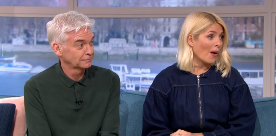 Pensioner Horrifies Morning TV Viewers Talking About 'Rough' Sex With 35-Year-Old Boyfriend