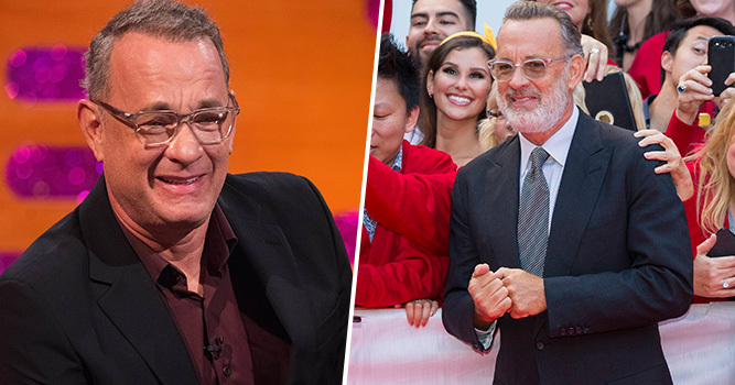 Tom Hanks Awarded Honorary Golden Globe For 'Outstanding Contributions To World Of Entertainment'