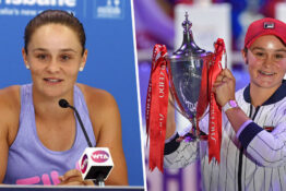 Ash Barty Pledges Prize Money To Families Affected By Bushfires