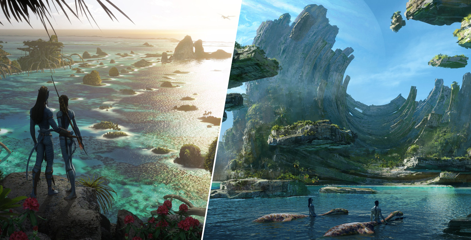 First Look At Avatar 2 Concept Art And It Looks Even Better Than The First