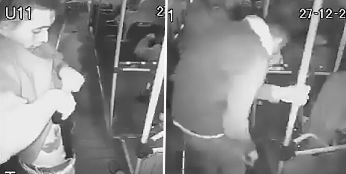Man Shoots Himself With Gun Hidden In Trousers When Attempting To Rob Bus