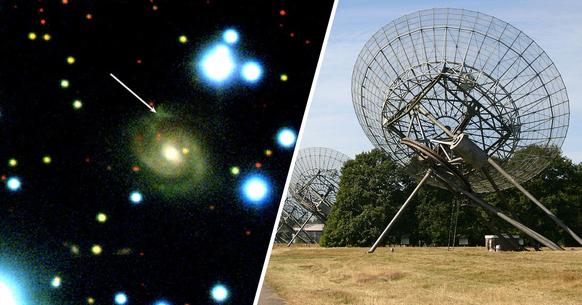 Nearby Galaxy Emitting Mysterious Fast Radio Burst Picked Up On Earth