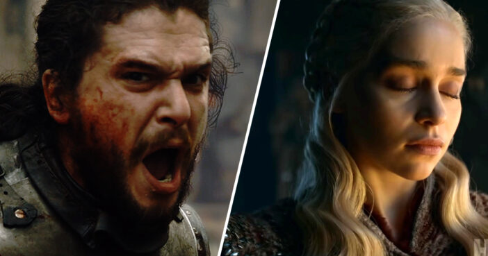 George R.R. Martin Said Game Of Thrones Was Supposed To End With Three Huge Movies
