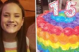 Teen Expelled By Christian Academy Over Rainbow Sweater Because They 'Believed She Was Gay'