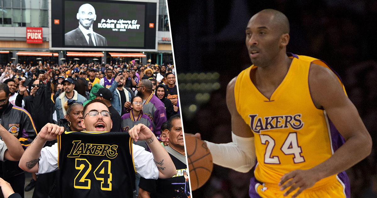 Fans Want NBA To Retire The Number 24 In Honour Of Kobe Bryant
