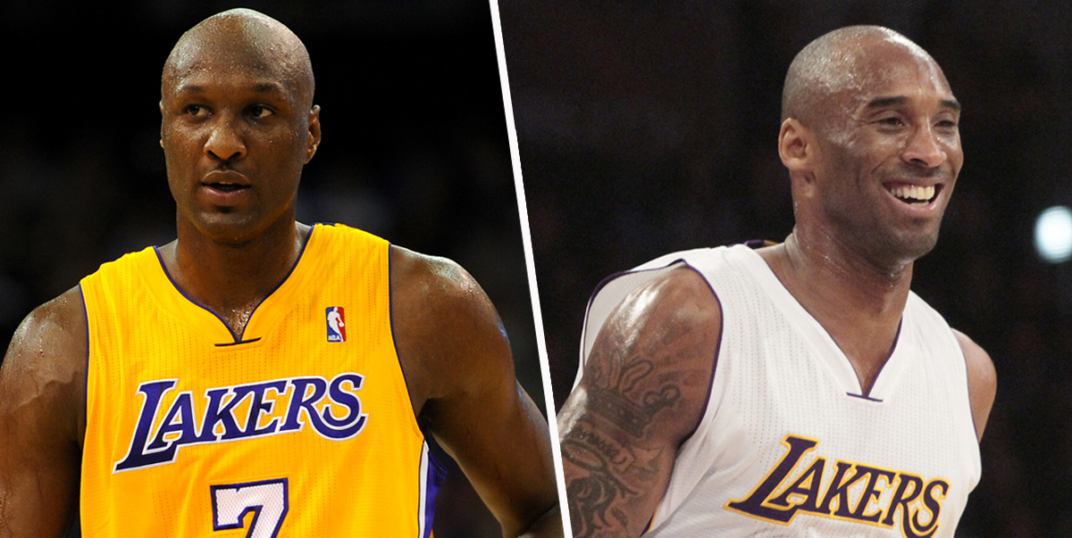 Lamar Odom Says He'd Trade His Life For Kobe's In Heartwrenching Tribute
