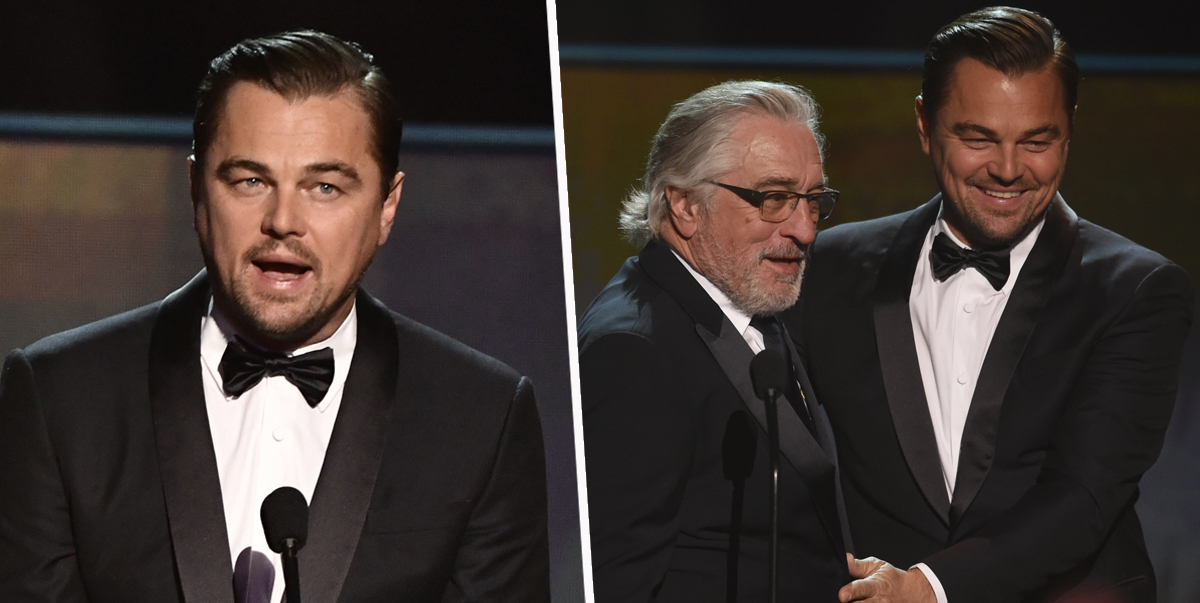 Leonardo DiCaprio Confirms He And Robert De Niro Will Star In Martin Scorsese