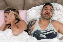 loud snoring linked to fat tongue 1