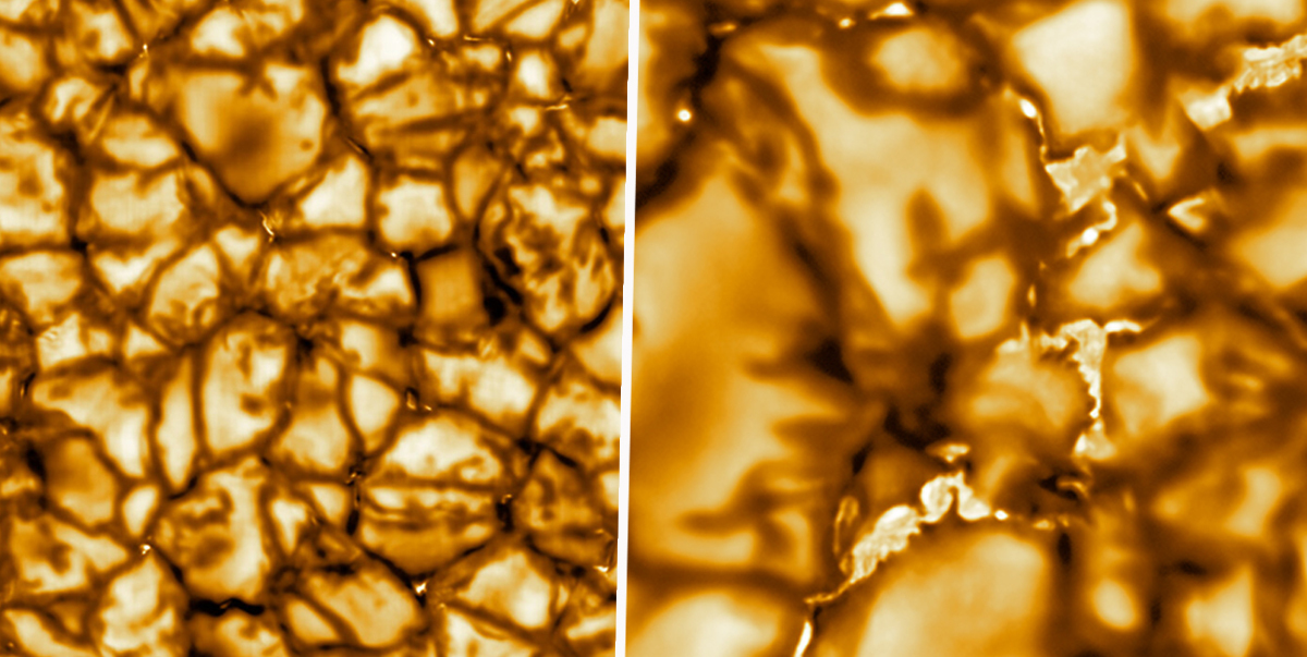 Incredible New Images Show The Sun In More Detail Than Ever Before