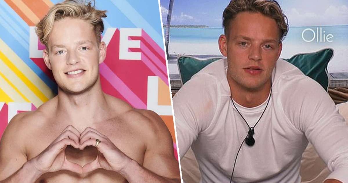 Love Island's Ollie Williams Breaks Silence On Trophy Hunting Accusations