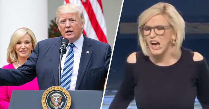 Donald Trump's Spiritual Adviser Paula White Commands 'Satanic Pregnancies To Miscarry Right Now'